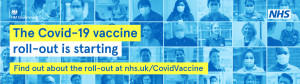 Do you want to Volunteer to help deliver the Porter Valley Covid Vaccination campaign?